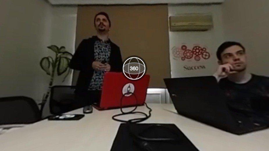 Dijital pazarlama eğitimi sınıfı